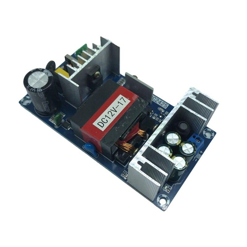 محول التيار المتردد 220 فولت 110 فولت إلى تيار مستمر 12 فولت 17A 200 واط عزل امدادات الطاقة الجهد ينظم محول تحويل التيار الكهربائي
