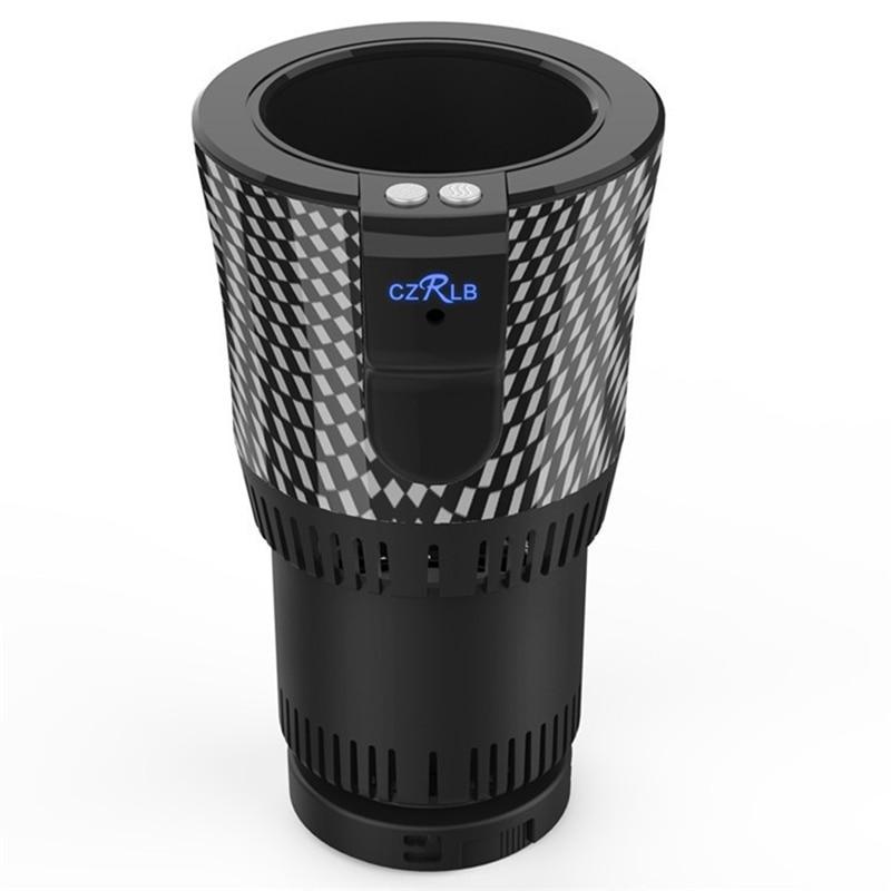 Calentador De Taza caliente y fría para coche, calefactor Universal para oficina,...