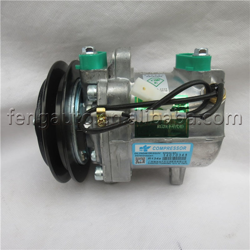 Compresor de aire acondicionado para suzuki gonow Pickup, SS96, 1PK
