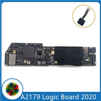 Original A2179 Motherboard 820-01958-A 661-14741 With Touch ID For Macbook Air Retina 13