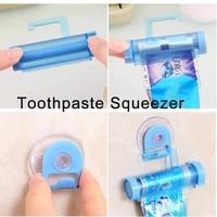 Presse-dentifrice pour la maison  5 couleurs  distributeur facile  porte-rouleau  salle de bains  accessoires de nettoyage des dents