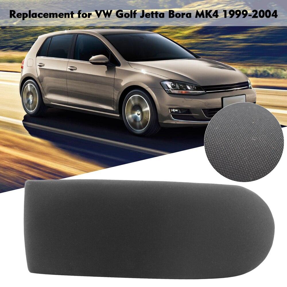 Exclusivo para VW Golf Jetta Bora MK4 1999-2004 18D867173 3B0867173 consola central apoyabrazos tapa negro paño piezas de repuesto