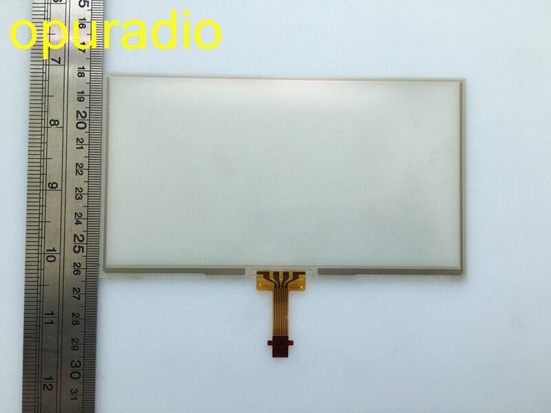 "Darmowe DHL prawdziwe nowy 6.1 ""Panel dotykowy LA061WQ1-TD04 LA061WQ1(TD)(04) LCD Digitizer dla 2014 Toyota Corolla LA061WQ1(TD)(04)"