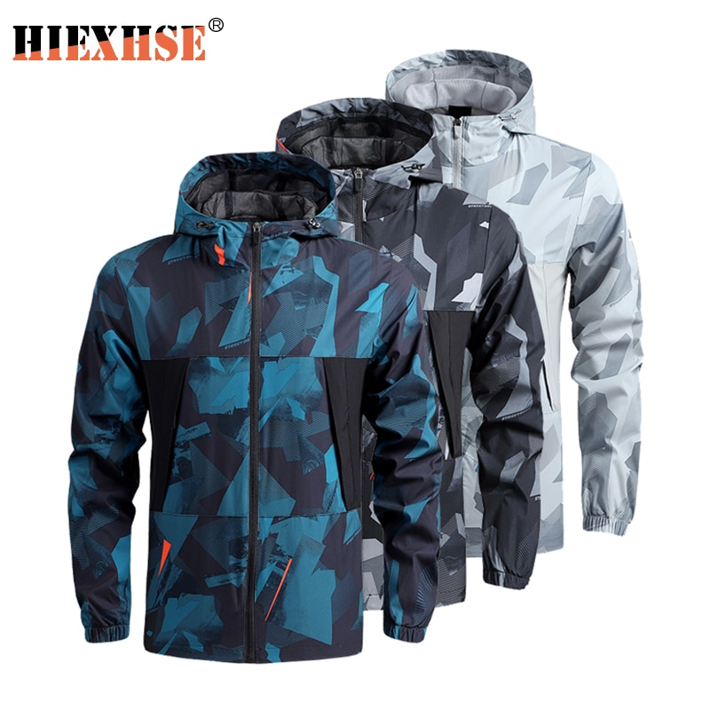 AliExpress - Shark Soft Shell Military Tactical Jacket Men Casual Sports Outdoor Coat Waterproof Breathable Spring Thin Men Camouflage Jacket