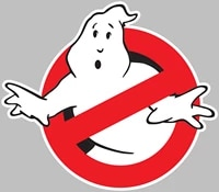 hot sell ghost busters decal is applicable to racing suv rv motorcycle wall window reflective car sticker and decals
