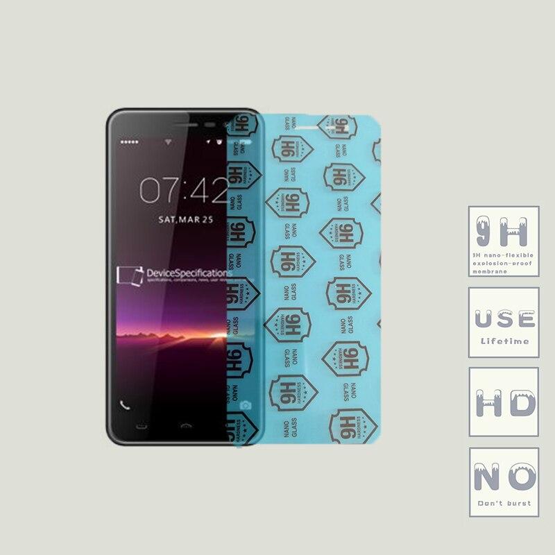 (3-Pack) 9H гибкий стеклянный протектор экрана для Zoji Z6/Z7/Z8/Z33/S12/Z9/Z11