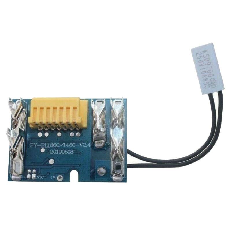 Замена 18В 3А батареи чип PCB плата для Makita BL1830 BL1850 BL1860 ремонт
