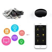 Tuya     telecommande intelligente WiFi IR  fonctionne avec Alexa Google Home Assistant  pour Smartphone ABS