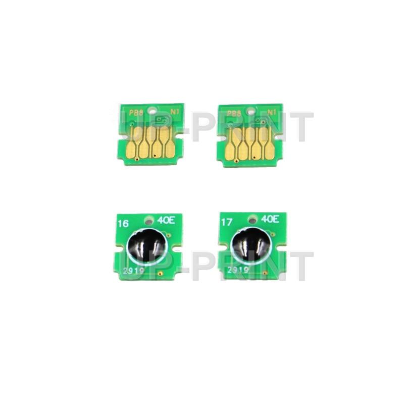 Hasta 10x T3661 Chip de tanque de mantenimiento para EPSON para Epson XP-8500 XP8500 CHIPS de caja de tinta de desecho