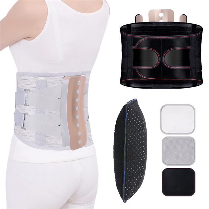 ZITY Lumbar Support Belt Lumbar Disc Herniation Medica Strain Pain Relief Waist Back Lumbar Spine Br