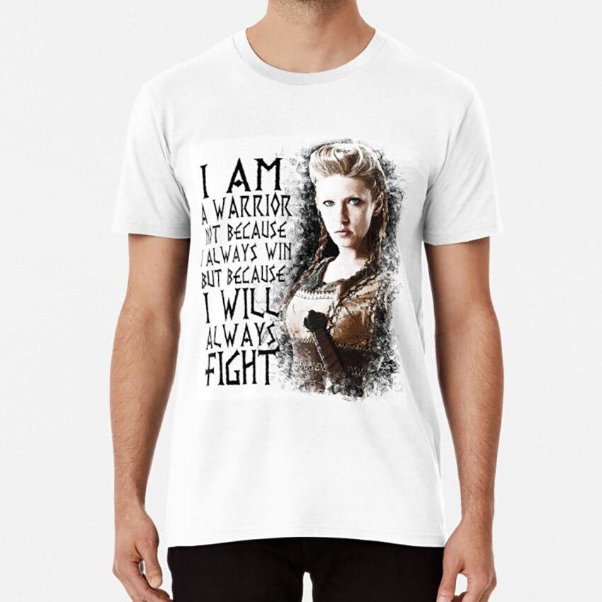 Vikings, Lagertha, soy un guerrero... Camiseta lagertha vikings tv serie Vikingo, historia, canal, pelea de teatro