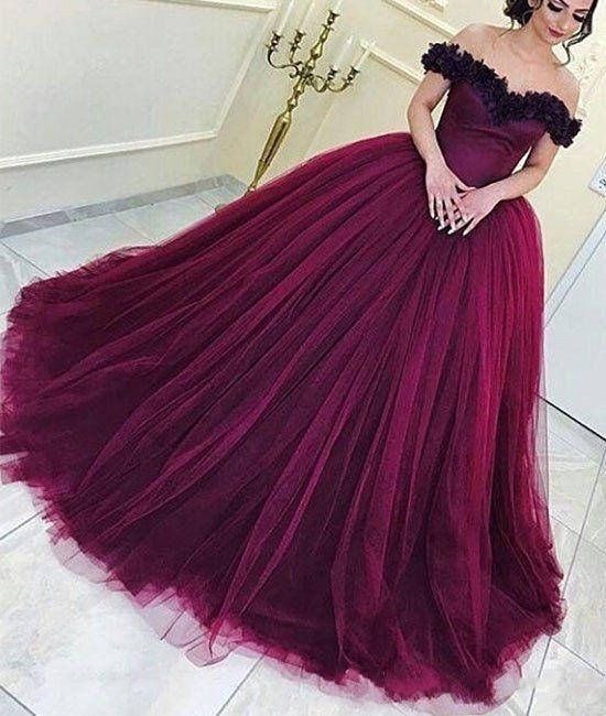 Ball Gown Princess Quinceanera Dresses Lace Bodice Basque Waist Backless Long Prom Dresses Ball Gown