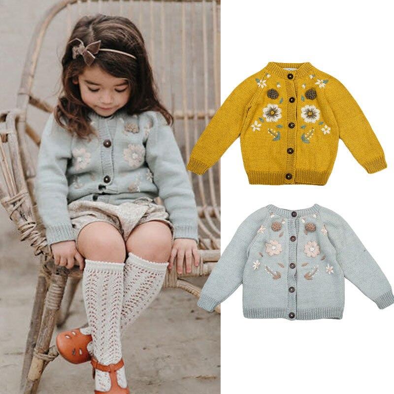 Niño bebé niñas abrigo de invierno chaqueta bonita Shirley chico de abrigos Vintage bordado abrigos chico chica ropa de invierno