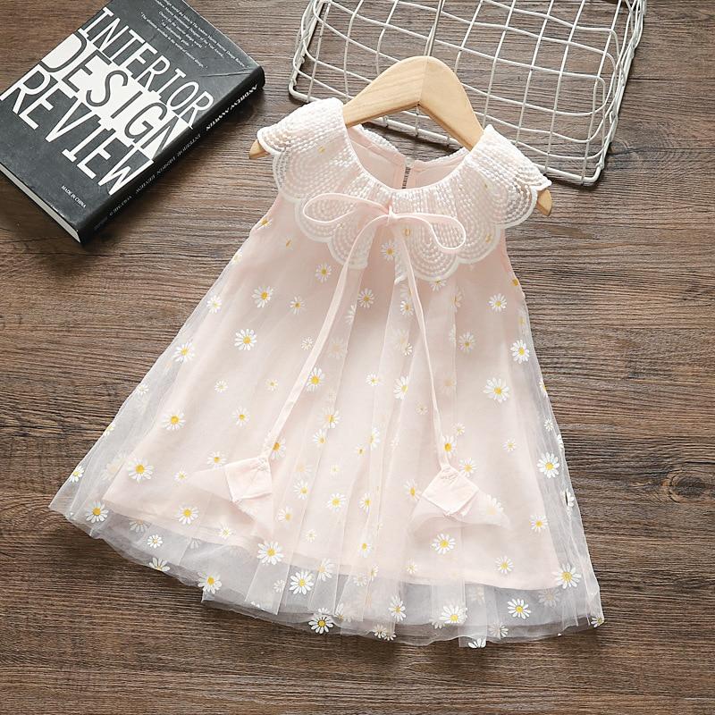 Summer Newborn Baby Girls Dress Clothes Princess Party Birthday tutu Dress For Baby Baptism Dress 0-2y Infant Clothing Vestidos