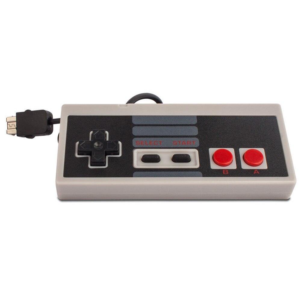 Mando de juegos con Cable y Cable extensible negro de 1,8 m...
