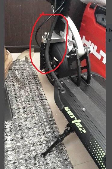 Amortiguador para scooter Eléctrico de 10 pulgadas speedway 4 /futuer 4