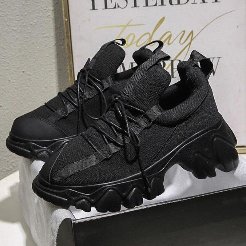 Кроссовки женские повседневные на платформе, эспадрильи, спортивная обувь, индивидуальный дизайн, W4