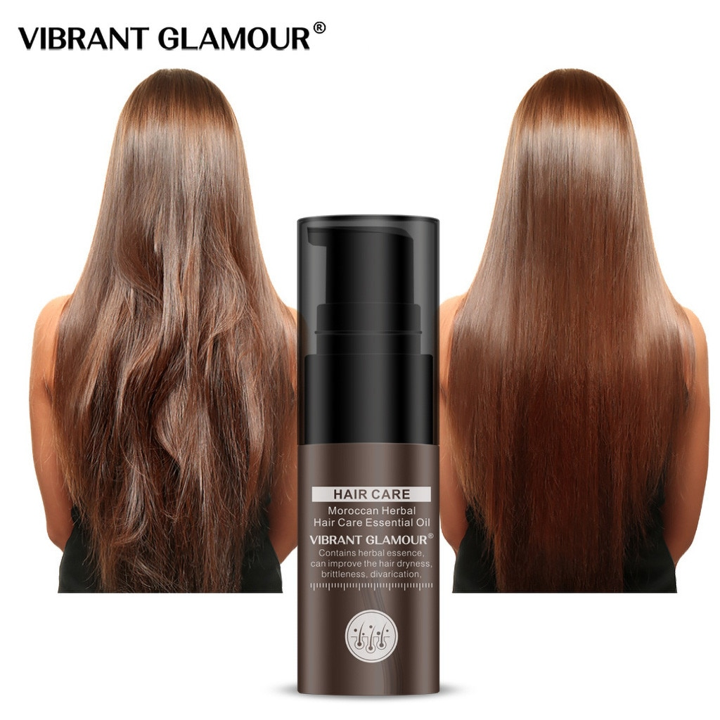 60ml Lady Dry Hair Care Hair For Dry And Damaged Hair The Hot Sale Moisturizes Hair And The Best For Skin Care
