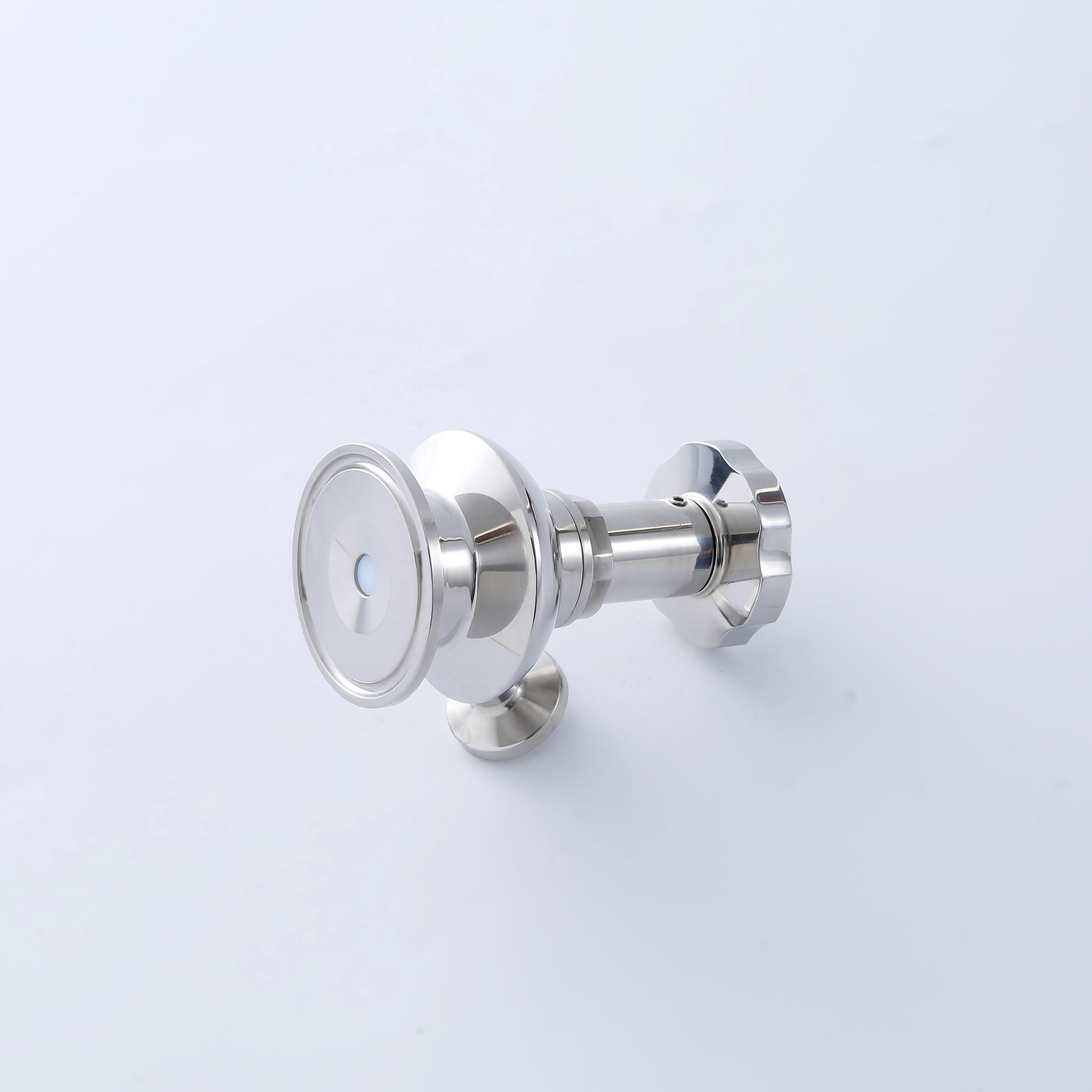 Hot sale water regulating valves sanitary stainless steel beer pneumatic sample sampling valve enlarge