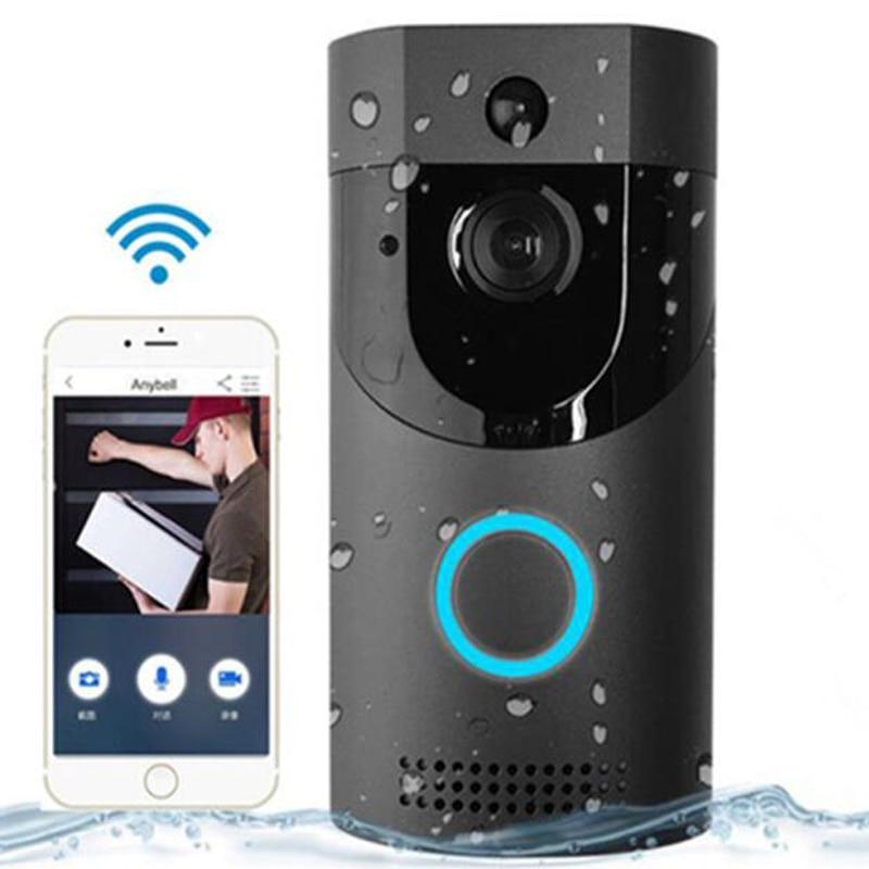 Tuya APP Waterproof 1080P WiFi Doorbell 2MP Camera Outdoor Wireless Video Intercom Smart Life Home Security Door Bell Chime enlarge