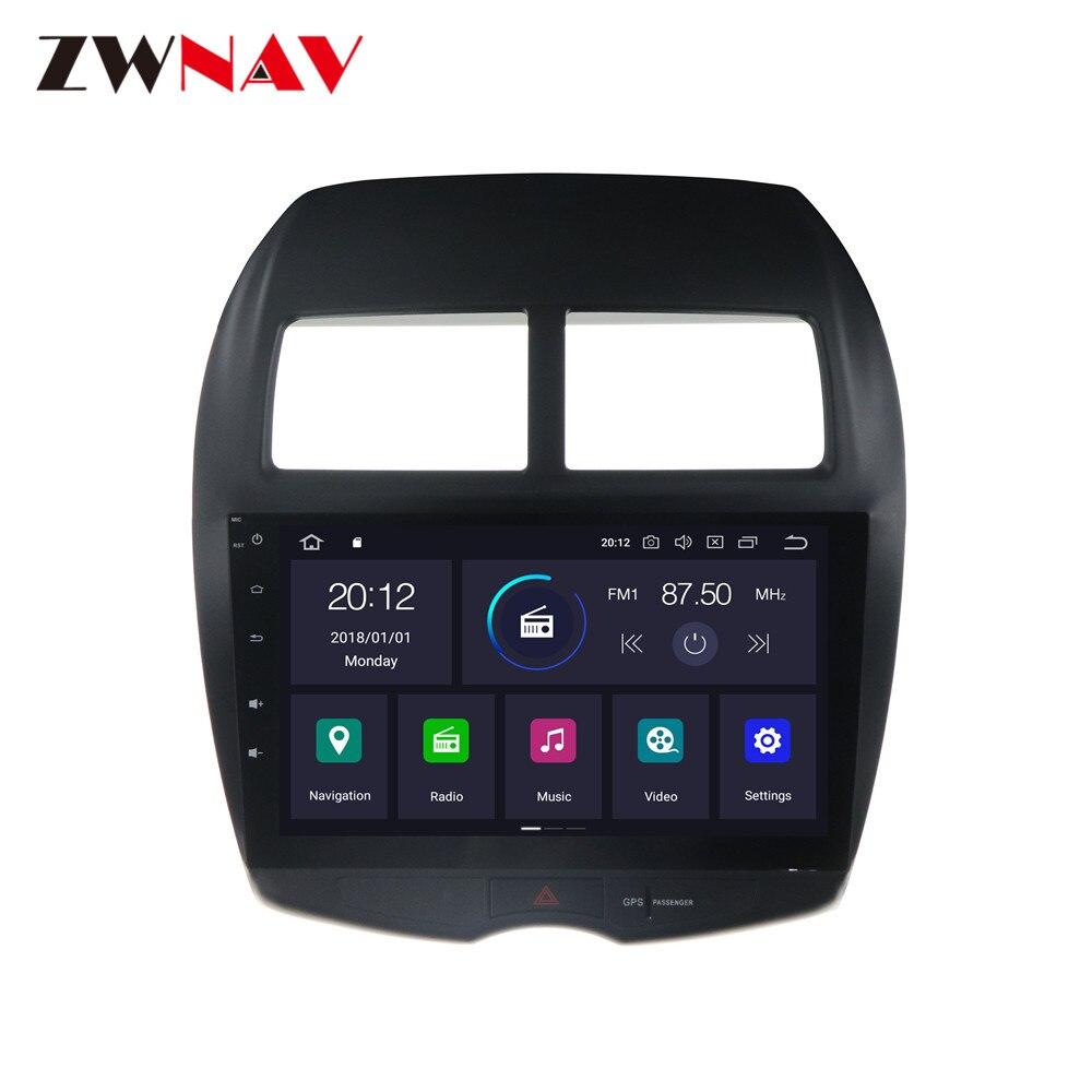 PX5 Android 9,0 coche dvd gps reproductor multimedia para MITSUBISHI ASX RVR Outlander Sport coche dvd navi radio video audio player 2 din