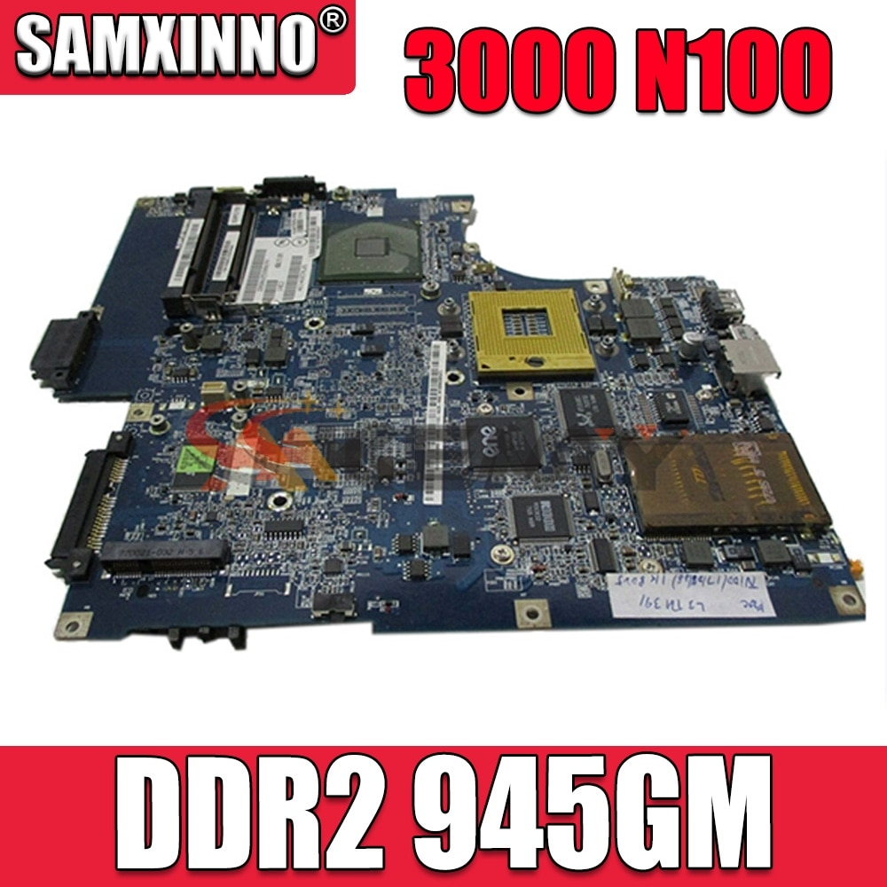 Akemy IDL11 LA-3511P اللوحة المحمول لينوفو 3000 N100 DDR2 945GM FRU 41W8032 اللوحة