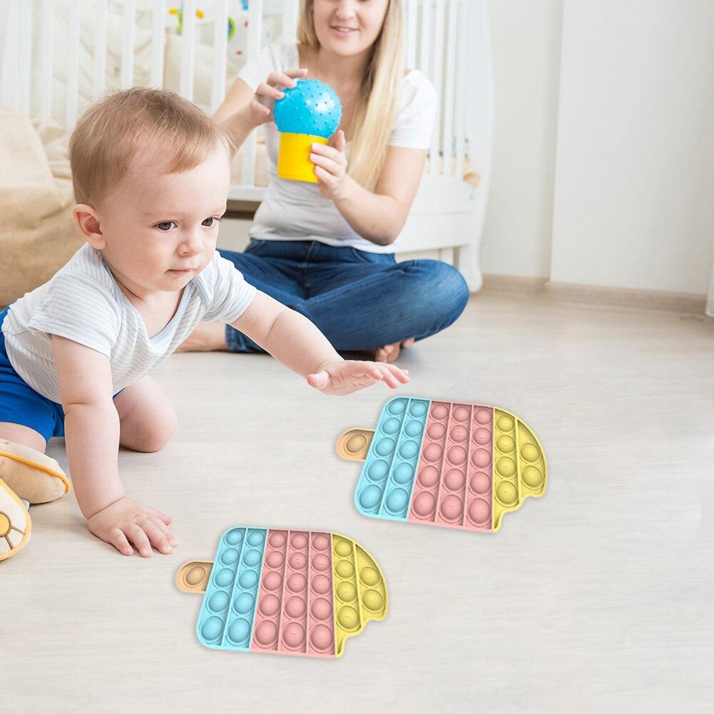 Смешные медленно мягкие детские мячи для декомпрессии для детей и взрослых