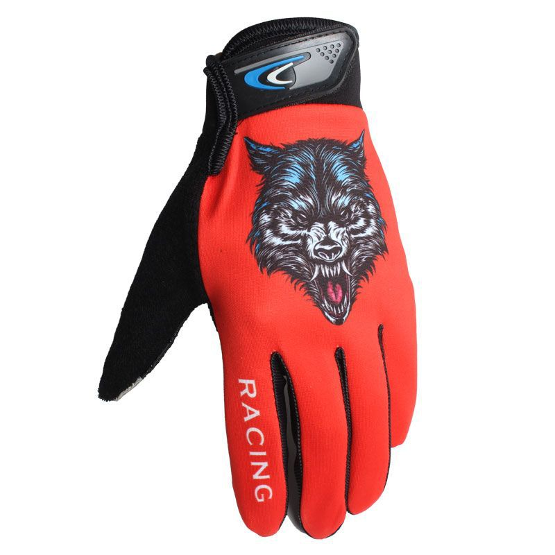 Winter Summer Motorcycle Gloves Screen Touch Moto Racing/Cycling Motocross Gloves Non-slip Sunscreen Outdoor Motorcycle Gloves