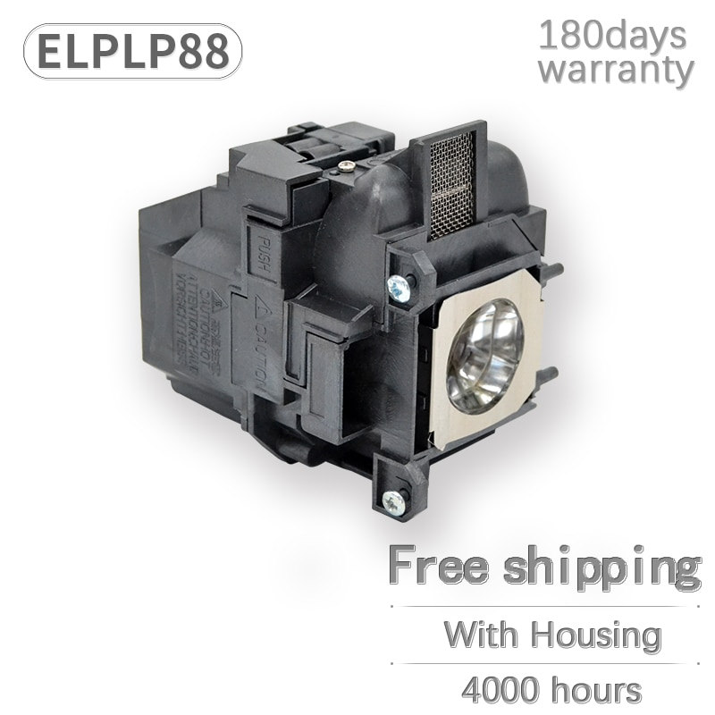 High Quality ELPLP88/V13H010L88 Replacement Projector Lamp for Powerlite S27 EB-S04 EB-945H EB-955WH EB-965H EB-98H EB-S31 elplp88 v13h010l88 for lamp projector eh tw5350 eh tw5300 eb s27 eb x31 eb w29 eb x04 eb x27 eb x29 eb x31 eb x36 ex3240