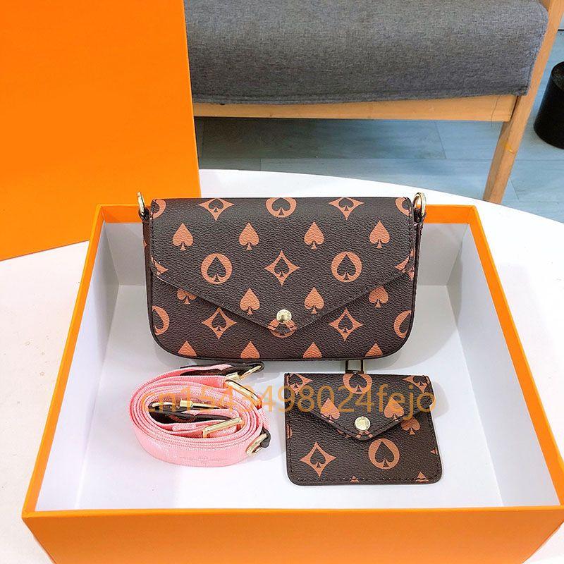 Bags for Women 2021 New Luxury Handbags Designer Girls Leather Classic Large Capacity Bag Elegant an