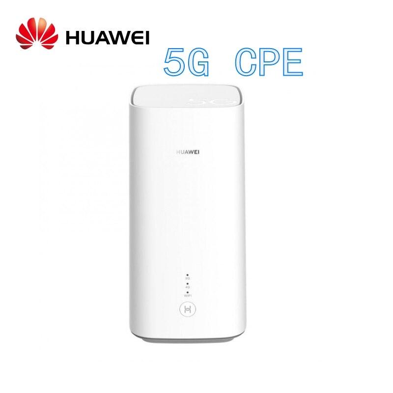 Huawei 5G CPE Pro (H112-372) 5G NSA + SA (n41/n77/n78/n79) 5G 2.33Gbps 4G 1.6 Gbps B818 PK Vodafone LTE CPE Roteador Sem Fio