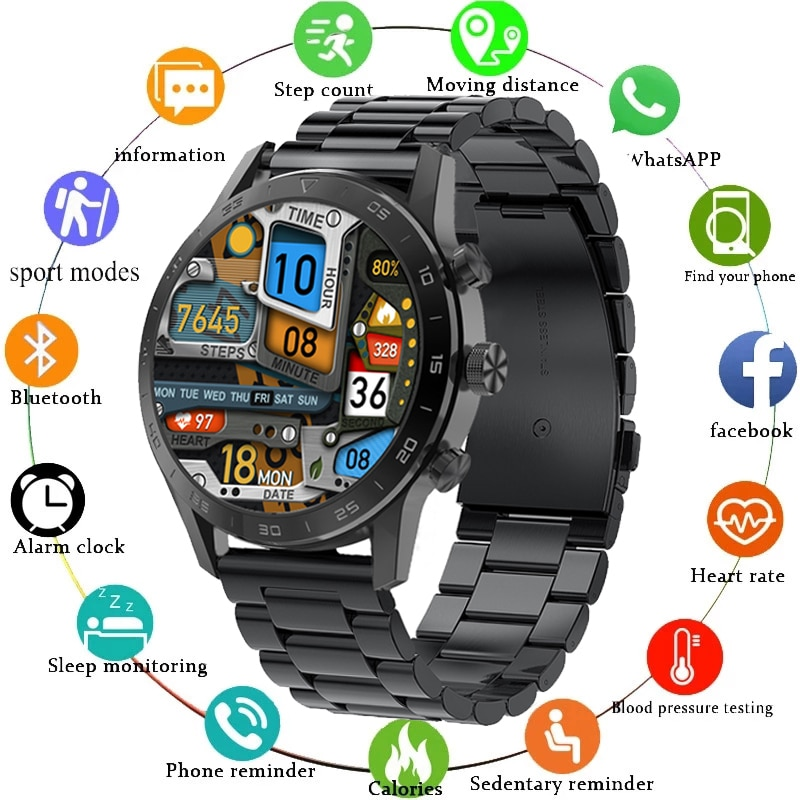 2021 ECG+PPG Smart watch men heart rate monitor blood pressure smartwatch Sleep Fitness Tracker Dial call Smartwatch for Xiaomi lige ecg ppg smart watch men heart rate monitor blood pressure smartwatch ecg display sleep fitness tracker bracelet android ios