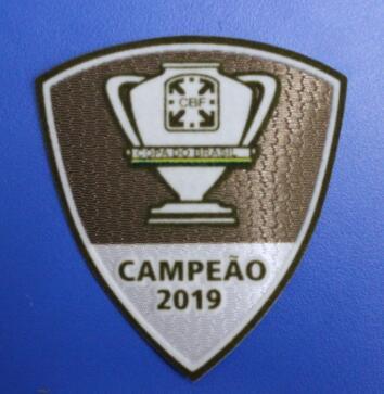 Insignia de fútbol de la COPA de Brasil de 2019 COPA DO Brasil campao parche 2019 Atlético Paranaense