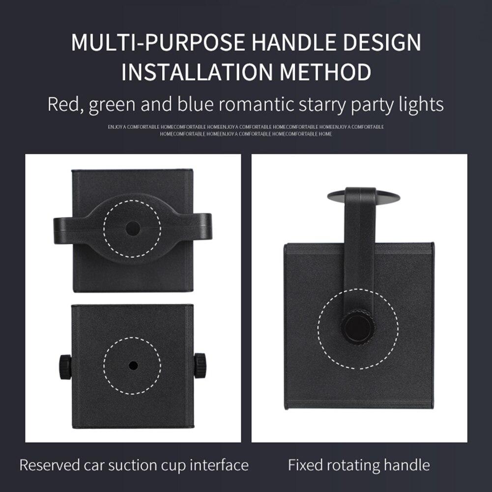 3 объектив RGB сцена свет голос управление музыка светодио дный дискотека свет вечеринка шоу лазер проектор свет эффект лампа с контроллером