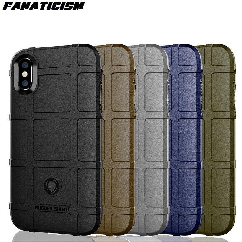 غلاف ناعم TPU لهاتف Apple iPhone ، الموديلات المتوافقة 6 ، 7 Plus ، 6S ، 7 ، 8 ، X ، XS ، 10 ، XR ، 11 Pro ، Max Plus ، 300 قطعة ، أسود