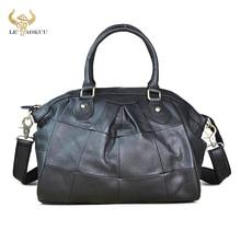 Grain Top Quality Leather Famous Brand Luxury Ladies Vintage Shopping handbag Shoulder bag Women Des