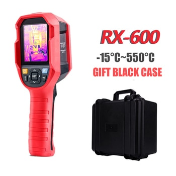 A-BF Infrared Thermal Imager Temperature Tester Heating Real Time Live Camera Thermal Imaging Camera for Repair RX-600