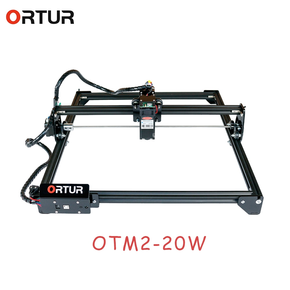 ORTUR Laser Master 2 Laser Engraving Cutting Machine With 32-Bit Motherboard 7w 15w 20w Laser Printer CNC Router Laser Engraver
