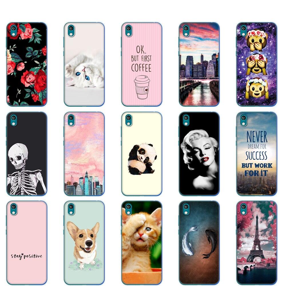 "Para el Honor 8 S Honor 8 S primer caso de TPU suave funda del teléfono del silicona para Huawei Honor 8 S 2020 KSE-LX9 Honor8S 8 S 5,71 ""caso"