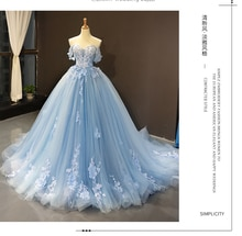 Real photo Princess Wedding Dresses Luxury Real Sample Store 2021 Balls Summer Shopping Mexican Wedding Dress
