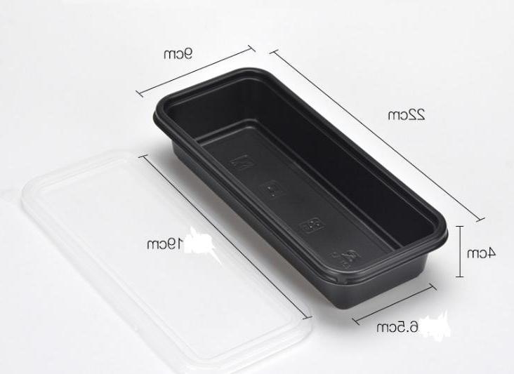 يمكن التخلص منها الميكروويف البلاستيك الغذاء تخزين الحاويات آمنة أوعية لحفظ الوجبات للمنزل المطبخ صندوق تخزين المواد الغذائية بالجملة