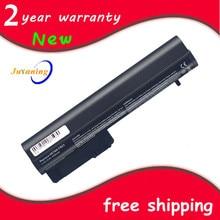 New Laptop battery 411127-001 HSTNN-DB22 RW556AA for HP/Compaq EliteBook 2530p 2540p 2400 2510p nc2400