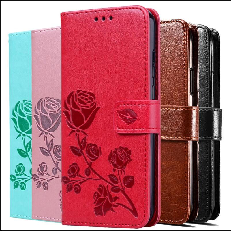 For Meizu M8c A5 M5s M6 M5 m3 note M3s mini M3E MX6 U20 Case Funda Stand Style PU Leather Flip Cover Phone Wallet Shell