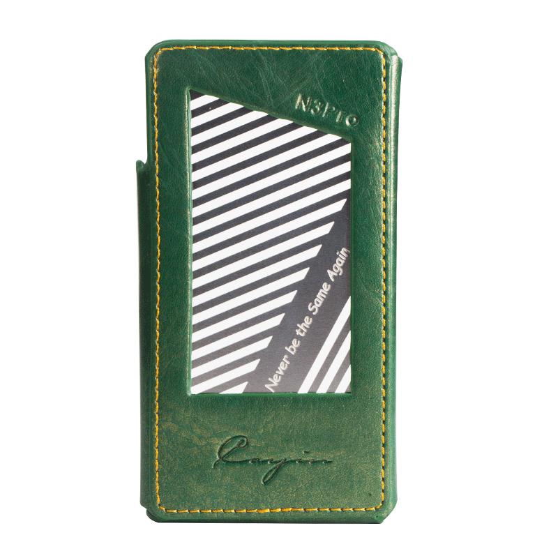 كايين N3Pro حقيبة جلد صناعي اخضر زمردي