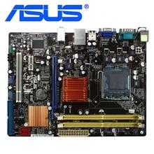 ASUS P5KPL-AM SE cartes mères LGA 775 DDR2 4GB pour Intel G31 P5KPL-AM SE système de carte mère de bureau SATA II PCI-E X16 utilisé