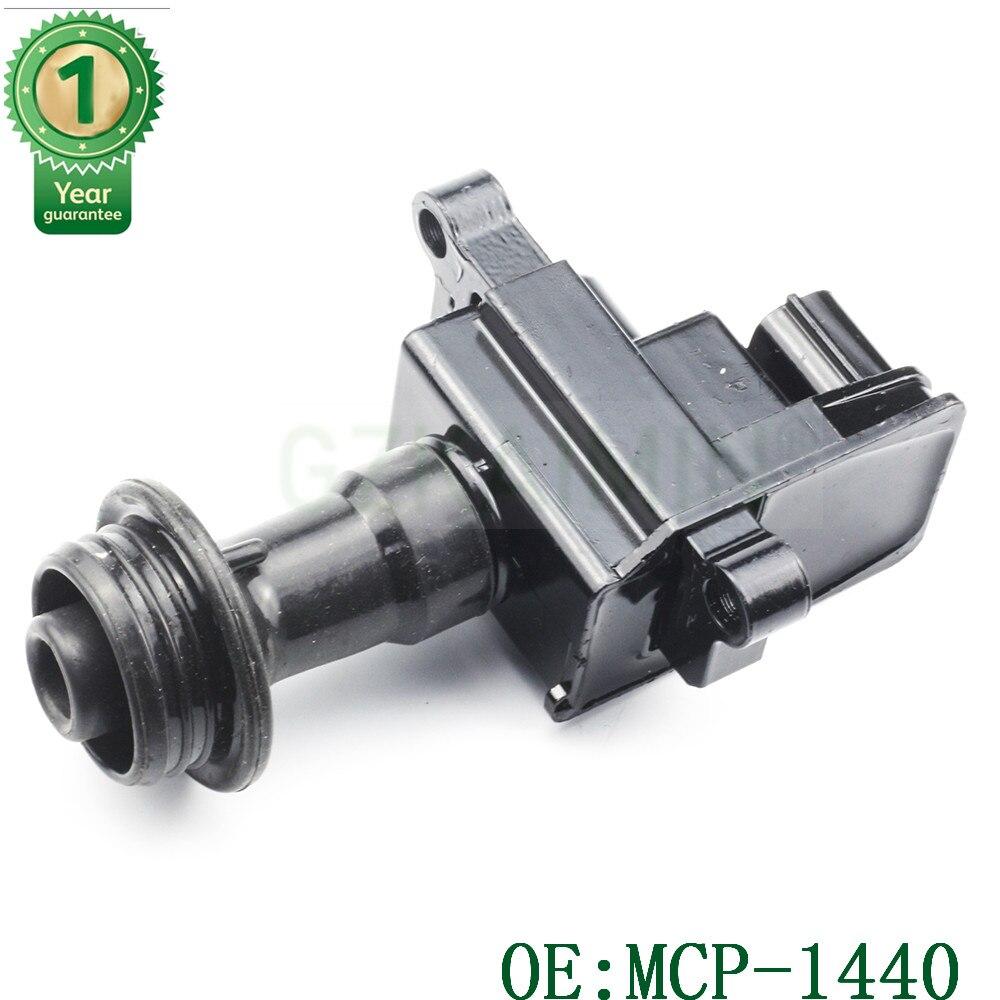 Calidad perfecta PACK de bobina de encendido MCP-1440 MCP1440 para nissan R34 de tareas RB25 RB25DET Neo Stagea 2,5 22448-AA100