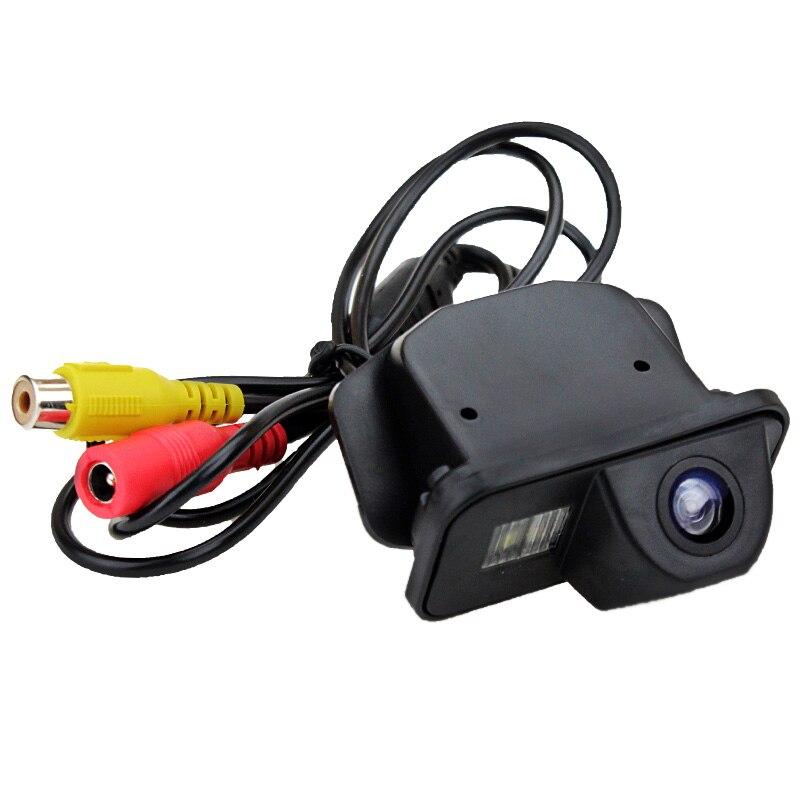 Caméra de recul de voiture pour Toyota Avensis T25 T27