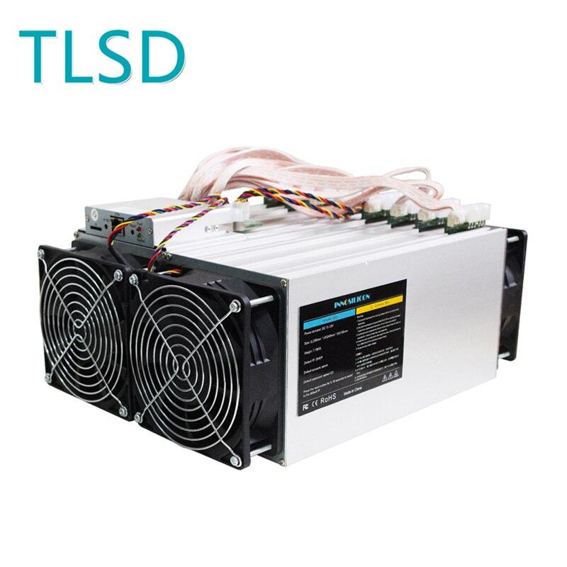 TLSD Used ZEC Mining Bitmain Antminer A9+ Zmaster 120K Innosilicon Miner Machine enlarge