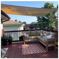 garden cover windproof sunshade net mesh sun shade sail sunsreen balcony net for courtyard balcony swimming pool patio cover