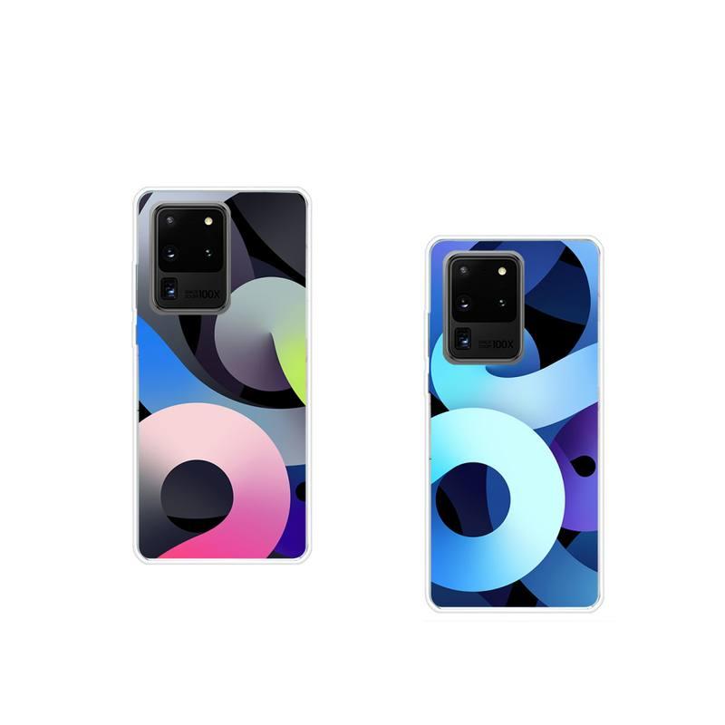 Ios14 оригинальные обои для телефона Samsung S6 S7 S7 edge S8 S8 Plus S9 S9 Plus S10 S10 plus S10 E(lite)